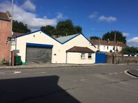 Workshop/ Warehouse made up of two 1500 sq ft spaces. Each with office and facilities. St Werburghs