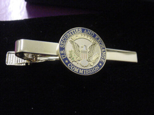 NEW SECURITY AND EXCHANGE COMMISSION -   SEC - TIE CLIP