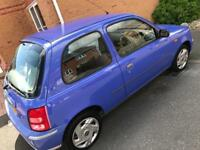 Automatic Nissan Micra 2001 only 35k miles £850 ono