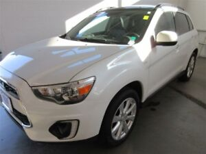 2015 Mitsubishi RVR GT! 4X4! BACK-UP! ALLOYS! HEATED! LEATHER!