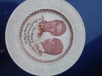 PRINCE CHARLES AND LADY DIANA WEDDING PLATE COLLECTORS ITEM