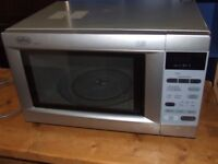 MICROWAVE OVEN (BELLING) EXCELLENT CONDITION FULL DIGITAL DISPLAY