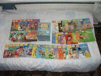 49 BIFF, CHIP AND KIPPER BOOKS, BOXED