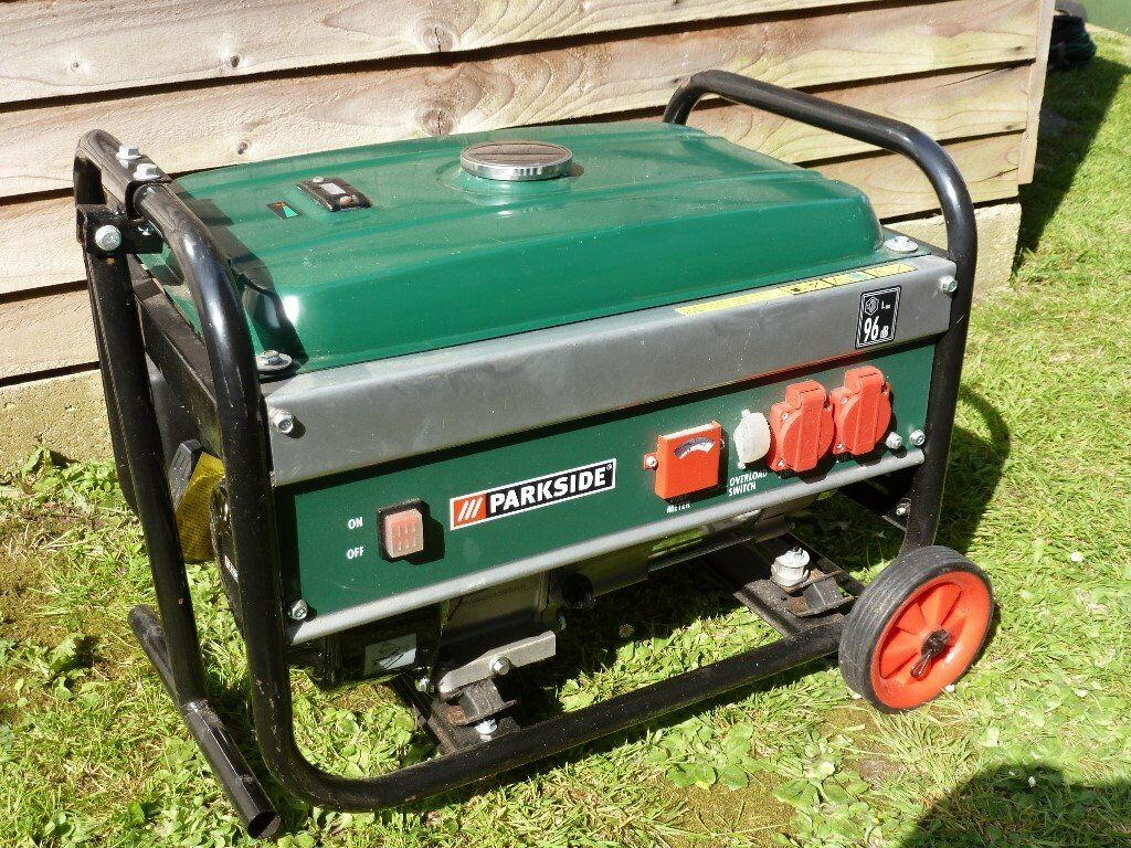 parkside generator in weymouth dorset gumtree