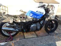 cbr 1000 cc spares/repairs
