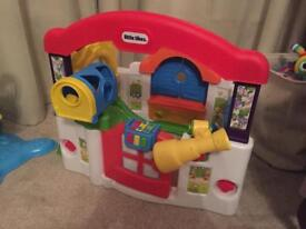 Little tikes activity garden / centre