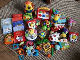 Baby Toys Vtech, Fisher Price etc