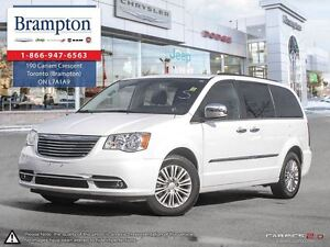 2016 Chrysler Town & Country Touring Leather|Navigation|Back UP