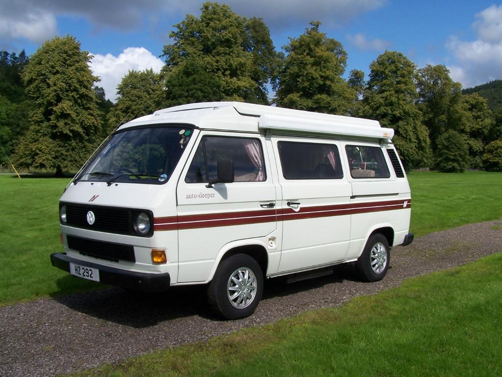 Auto Sleepers For Sale Gumtree: VW T25 Transporter Campervan Autosleeper Trooper 1989 1.9