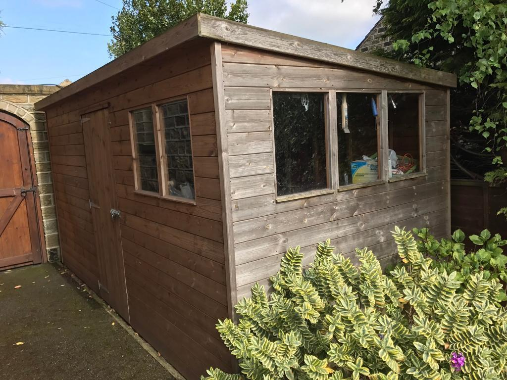 Large Garden Shed In Huddersfield West Yorkshire Gumtree