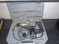 sds hammer drill spares or repairs