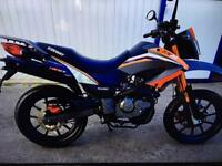 TXM125 super Moto