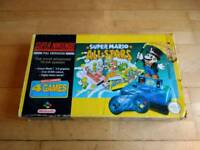 Boxed All-Stars Super Nintendo (SNES) with Mario All-Stars