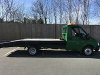 Ford transit recovery van