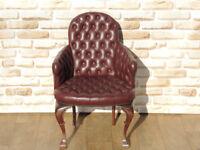 Chesterfield chair / compact armchair (Deivery)