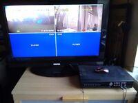 CCTV,INFRA RED LED SECURITY CAMERA SYSTEM