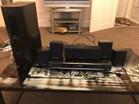 Panasonic DVD home theatre system 5.1