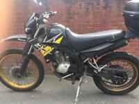 Yamaha XT125 r. Needs maintenance but still rideable