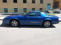 last year of the iroc z/28