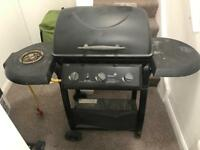 Gas BBQ barbecue