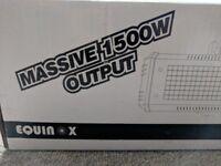 Equinox 1500 watt strobelight