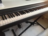 Yamaha P45B P45 B Digital Piano - Only a Few Months Old