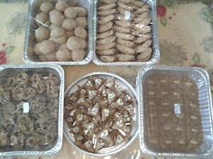 Pâtisserie et cuisine marocaine traditionnelle.