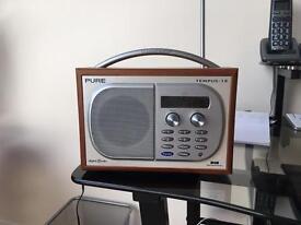 Radio Alarm - PURE TEMPUS 1 -S