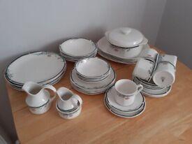 Royal Daulton dinner/ tea set
