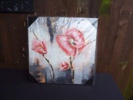 Medium Canvas Painting Picture Brand New Still Sealed Delivery Available £3