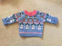 Children's Christmas jumper