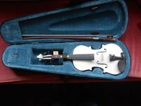 violin for beginners boxed