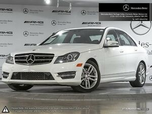 2014 Mercedes-Benz C300 4MATIC Sedan