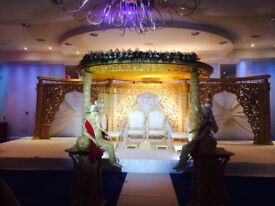 Mandap - Wedding Stage