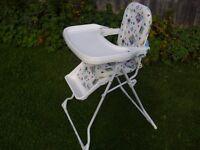 High chair bambino make