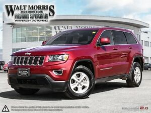 2015 JEEP GRAND CHEROKEE LAREDO: NO ACCIDENTS, ONE OWNER, AWD