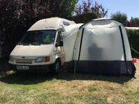 ford transit motorhome autosleeper