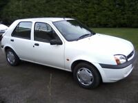 FORD FIESTA 1-3 ENCORE 5-DOOR 2000 X REG. 67,000 MILES ONLY, VAST DOCUMENTED SERVICE HISTORY.