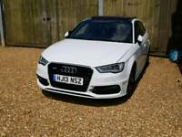 Audi a3 sline 2.0 tdi quattro *pan roof*