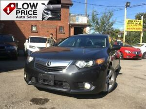 2013 Acura TSX Leather*Sunroof*HtdSeats&Bluetooth*