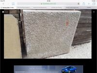 Paving slabs 5cm thick