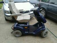 KARELMA HERCULES POWER RANGER MOBILITY SCOOTER 8 MPH 35 STONE CAPACITY LOVELY CONDITION