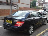 /// MERCEDES BENZ C180 K 1.8 SE KOMPRESSOR 58 PLATE NEWER SHAPE /// AUTOMATIC C CLASS ///