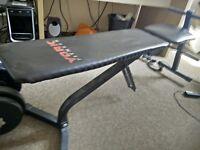 MUST GO York Fitness Bench