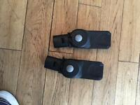 Icandy apple to pear car seat adapters