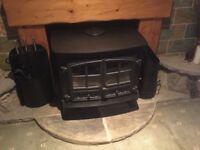 Hunter Herald boiler/stove/fire
