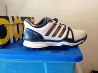 Adidas adipower boost golf shoes size 9