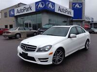 2014 Mercedes-Benz C-Class C300 4MATIC | LEATHER | BLUETOOTH | A