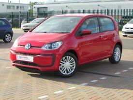 Volkswagen UP MOVE UP (red) 2017-09-29