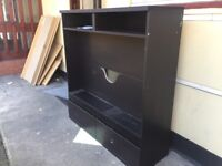 TV wooden Unit